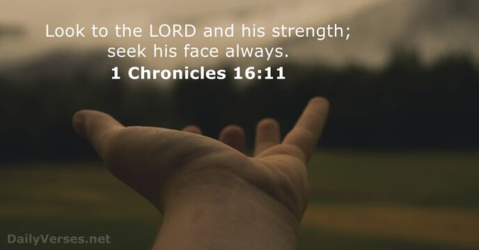 1-chronicles 16:11
