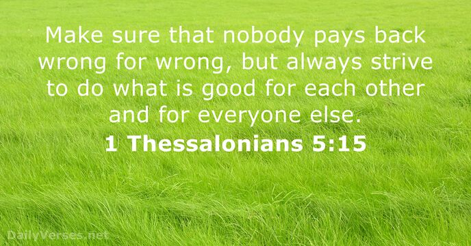 1-thessalonians 5:15