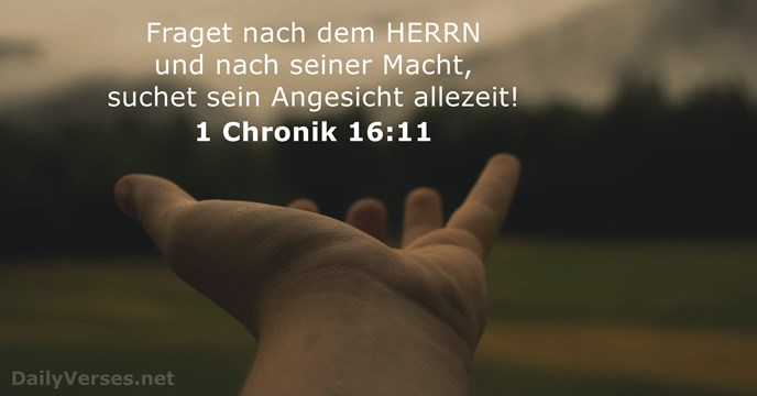 1-chronik 16:11