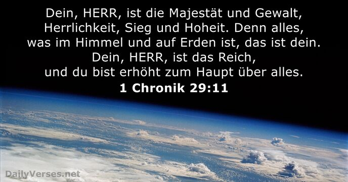 1-chronik 29:11