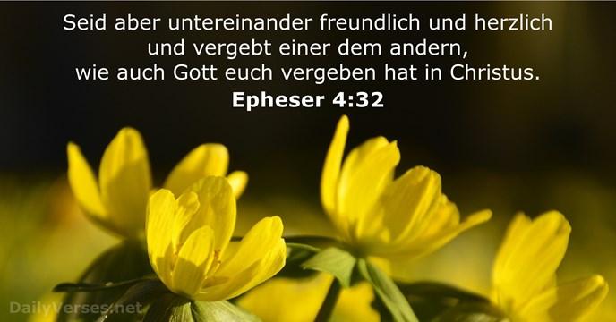 Epheser 4 32