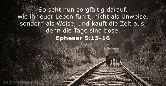 Bibelverse Zum Abschied