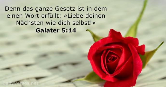 galater 5:14
