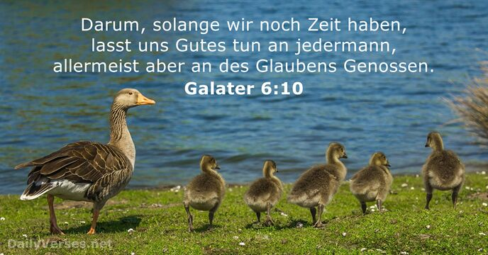 Galater 6:10