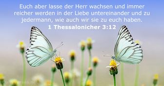 1 Thessalonicher 3:12