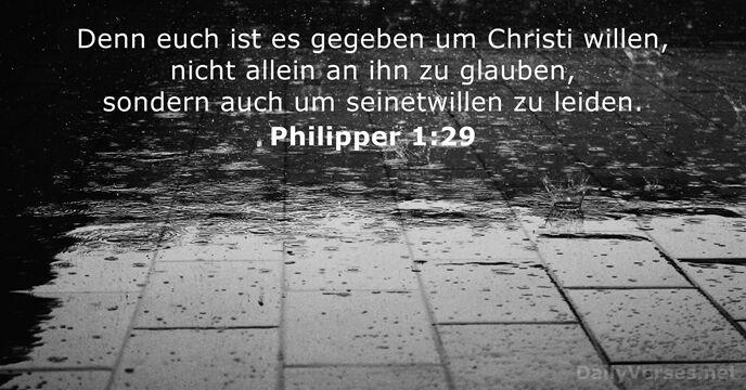Philipper 1