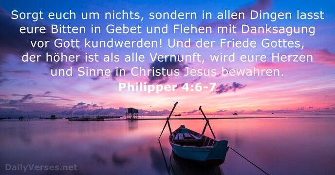 18 Bibelverse über Die Sorge Dailyversesnet
