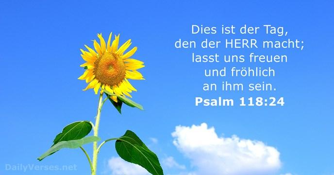 Bibelwort Des Tages