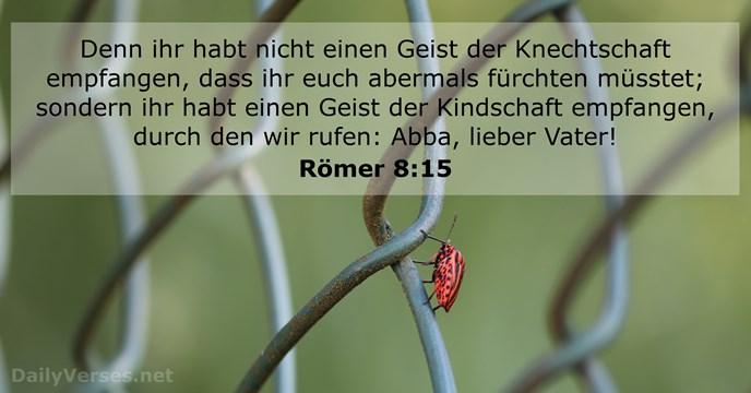 32 Bibelverse über die Angst - LUT & NeÜ - DailyVerses.net