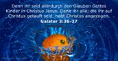 galater 3:26-27