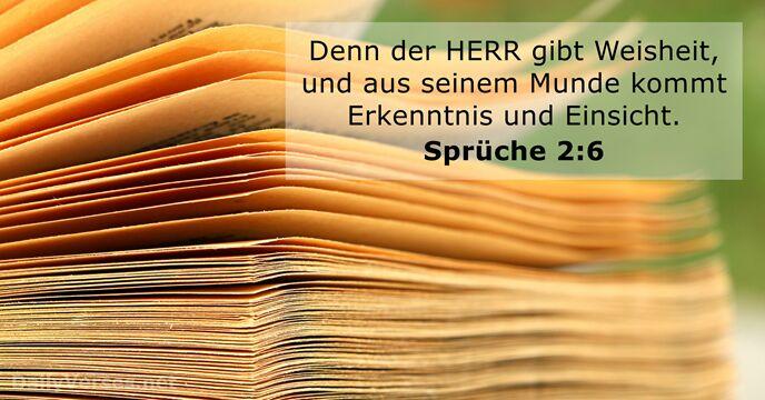 49 Bibelverse über die Weisheit - DailyVerses.net