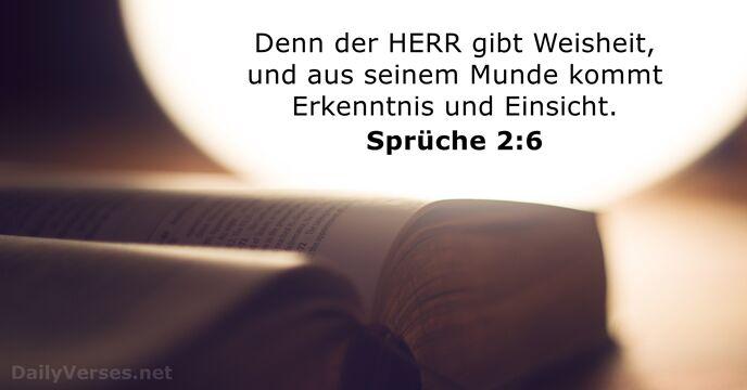 3 Januar 2020 Bibelvers Des Tages Sprüche 26