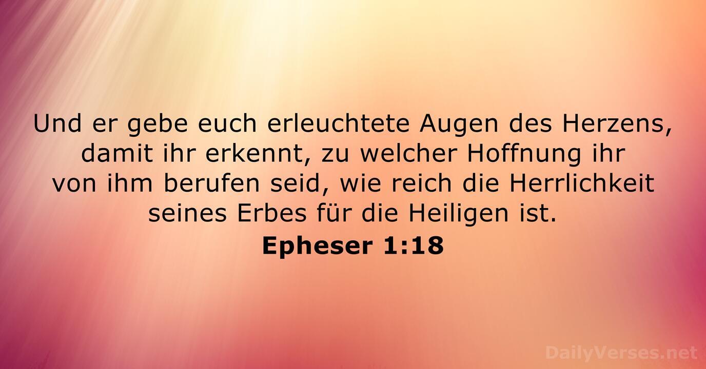 Epheser 1