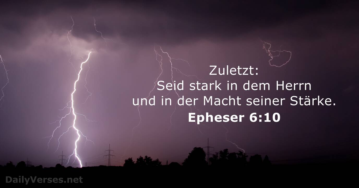 6 10 epheser bibel Ephesians 6:10