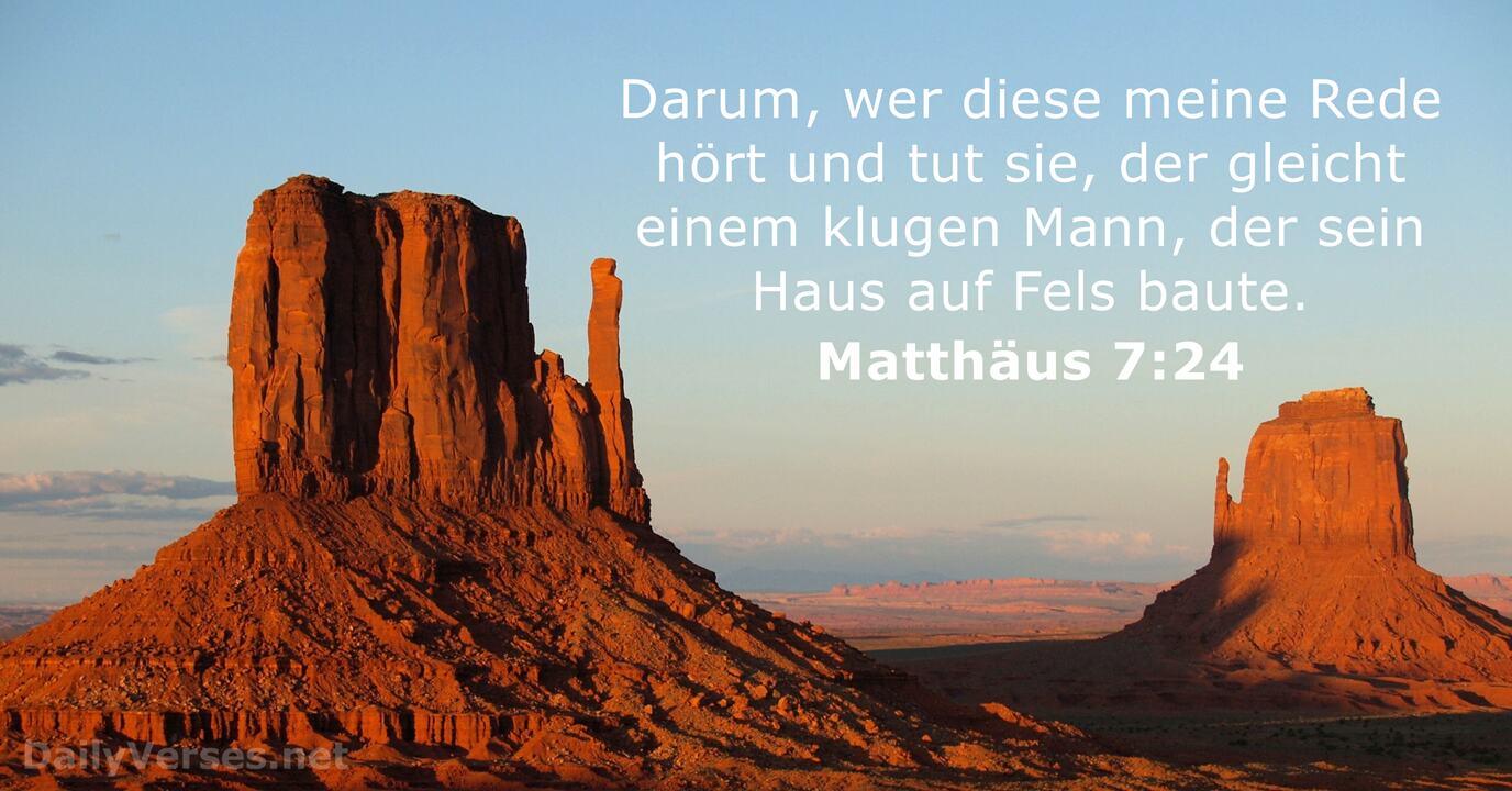 Matthäus 7