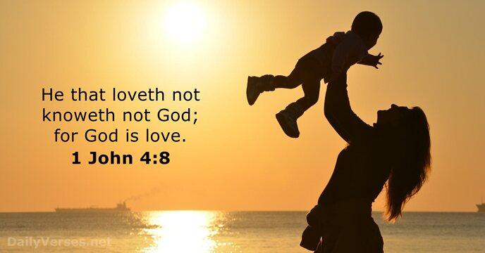 1 John 4:8
