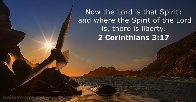 35 Bible Verses about the Holy Spirit - KJV - DailyVerses net