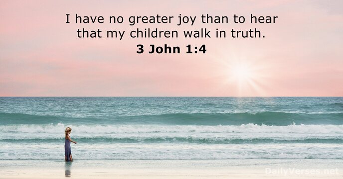 25 Bible Verses about Truth - KJV - DailyVerses net