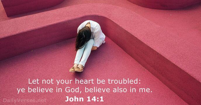 51 Bible Verses about Trust KJV DailyVerses
