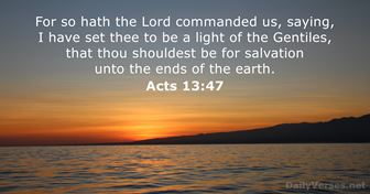 Acts 13:47