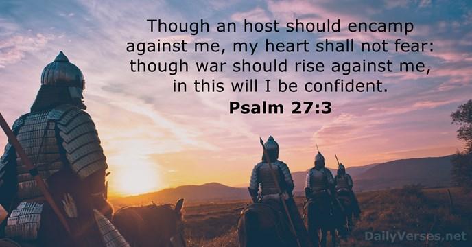 Psalm 27:3