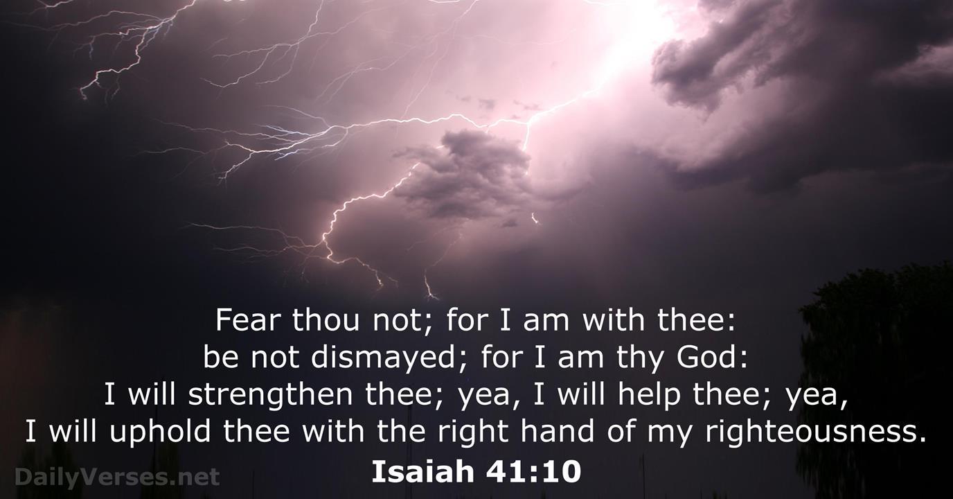 38 Bible Verses about Strength - KJV - DailyVerses.net