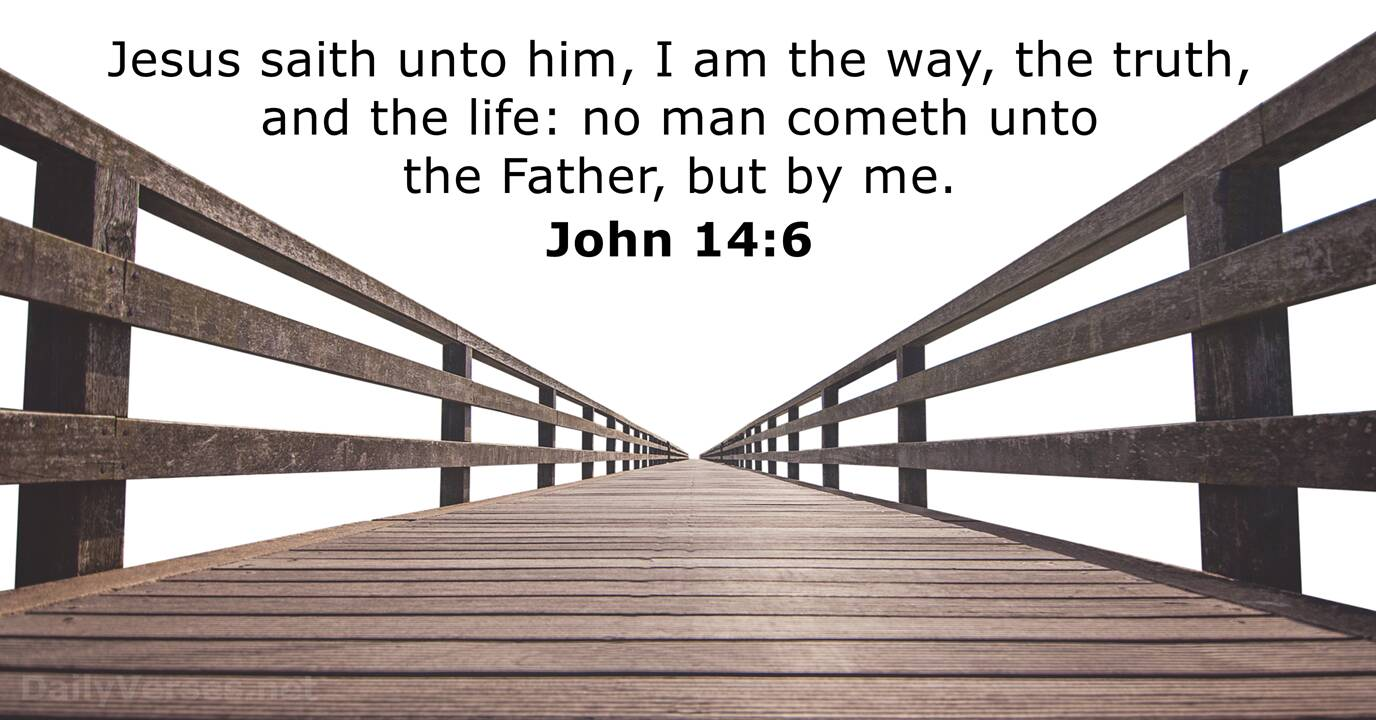 Joh 14,6