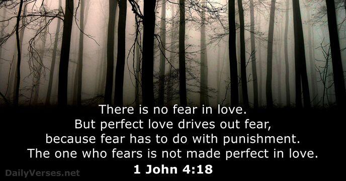 First Things First   Verses 1-john-4-18-2