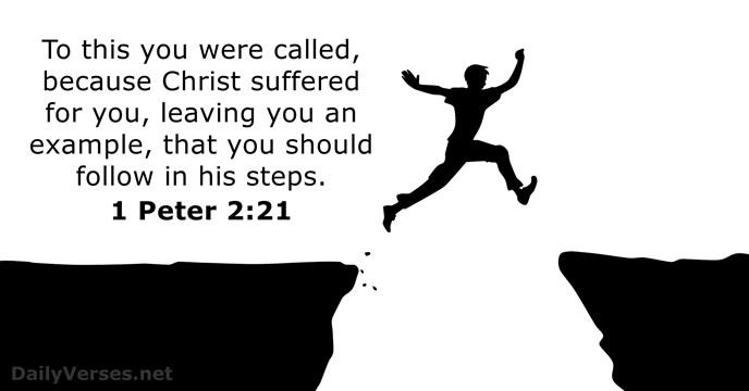 1-peter 2:21
