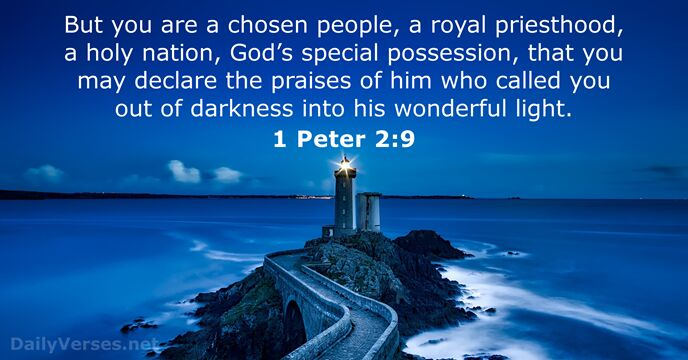 1 Peter 2:9
