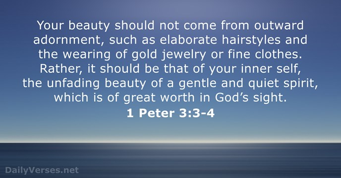 11 Bible Verses About Beauty