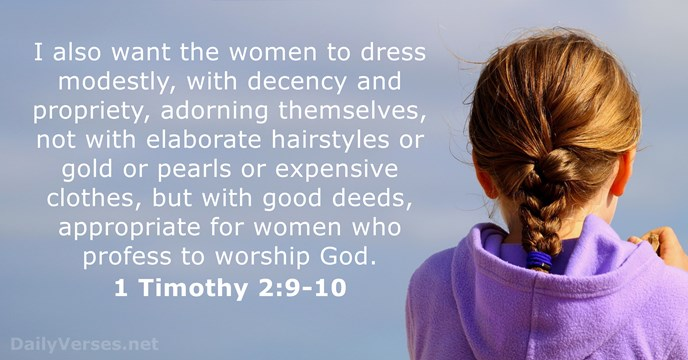 What does the bible say about beauty of a woman