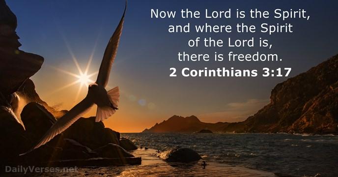2-corinthians 3:17