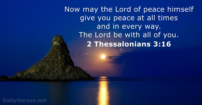 2-thessalonians 3:16