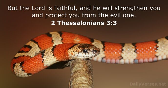 2-thessalonians 3:3