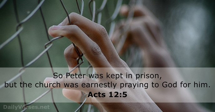 Acts 12:5