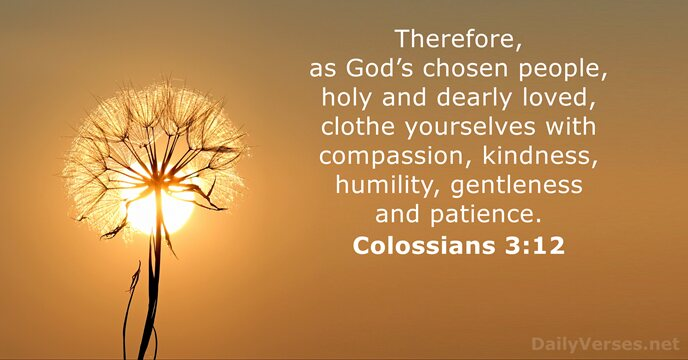 bible verses about compassion net