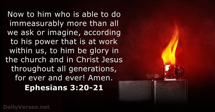bible verse of the day ephesians