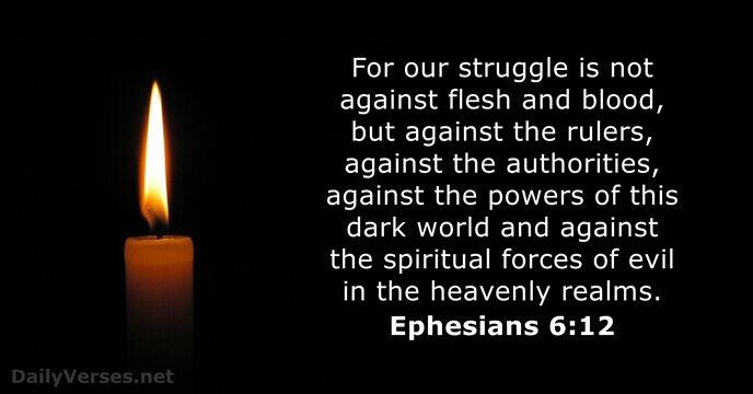 ephesians 612 bible verse of the day dailyversesnet