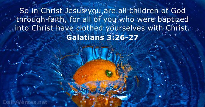 14 bible verses about baptism dailyverses net