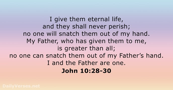 40 Bible Verses about Eternal Life - DailyVerses net