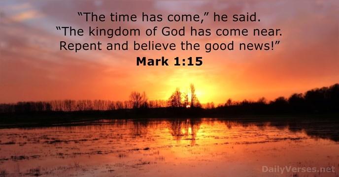 Mark 1 1 >> 79 Bible Verses About Faith Dailyverses Net