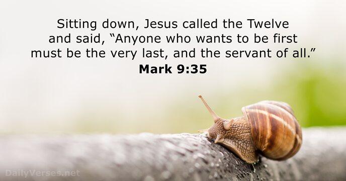mark 9:35