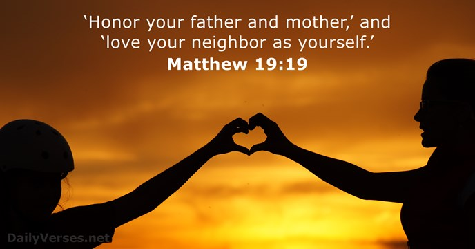 february 10 2018 bible verse of the day matthew 19 19