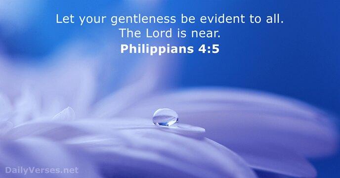 12 Bible Verses about Gentleness - DailyVerses net