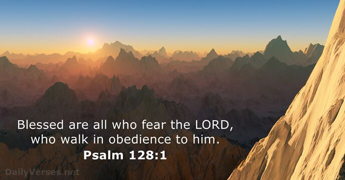 Psalms 128:1