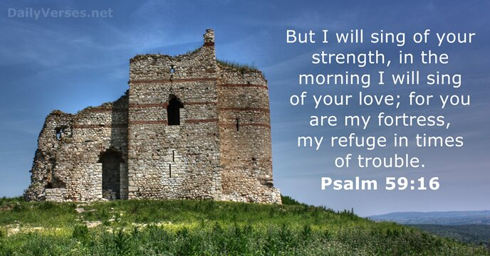 Image result for psalm 59