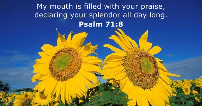 Psalms 71:8