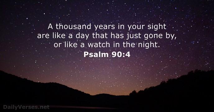 psalm 90 kjv