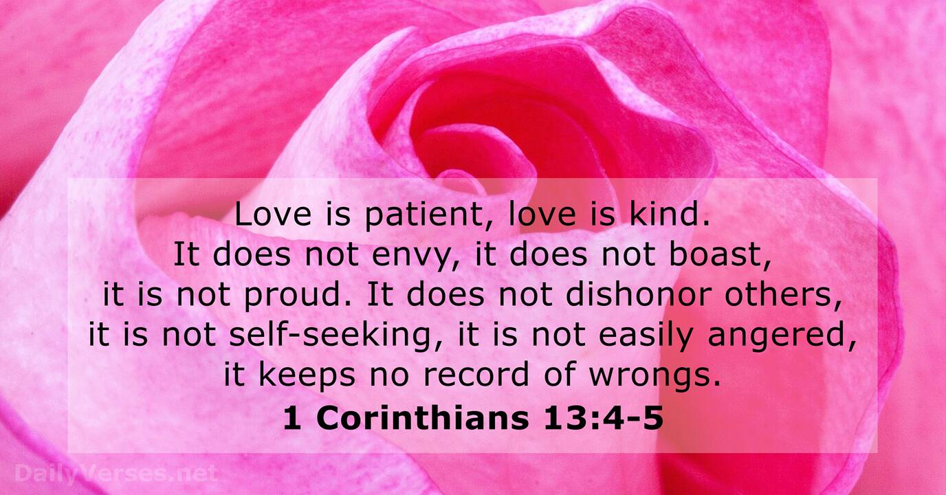 December 13, 2016 - Bible verse of the day - 1 Corinthians ...